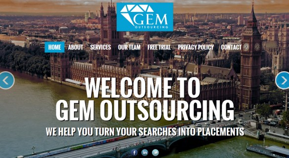 Gem Outsourcing - Web Design and Development