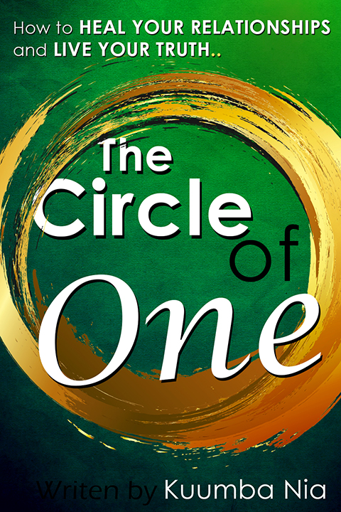 The Circle of One - Book Cover Design