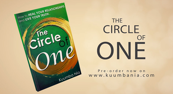 Book Promo - The Circle of One by Kuumba Nia - Motion Graphics