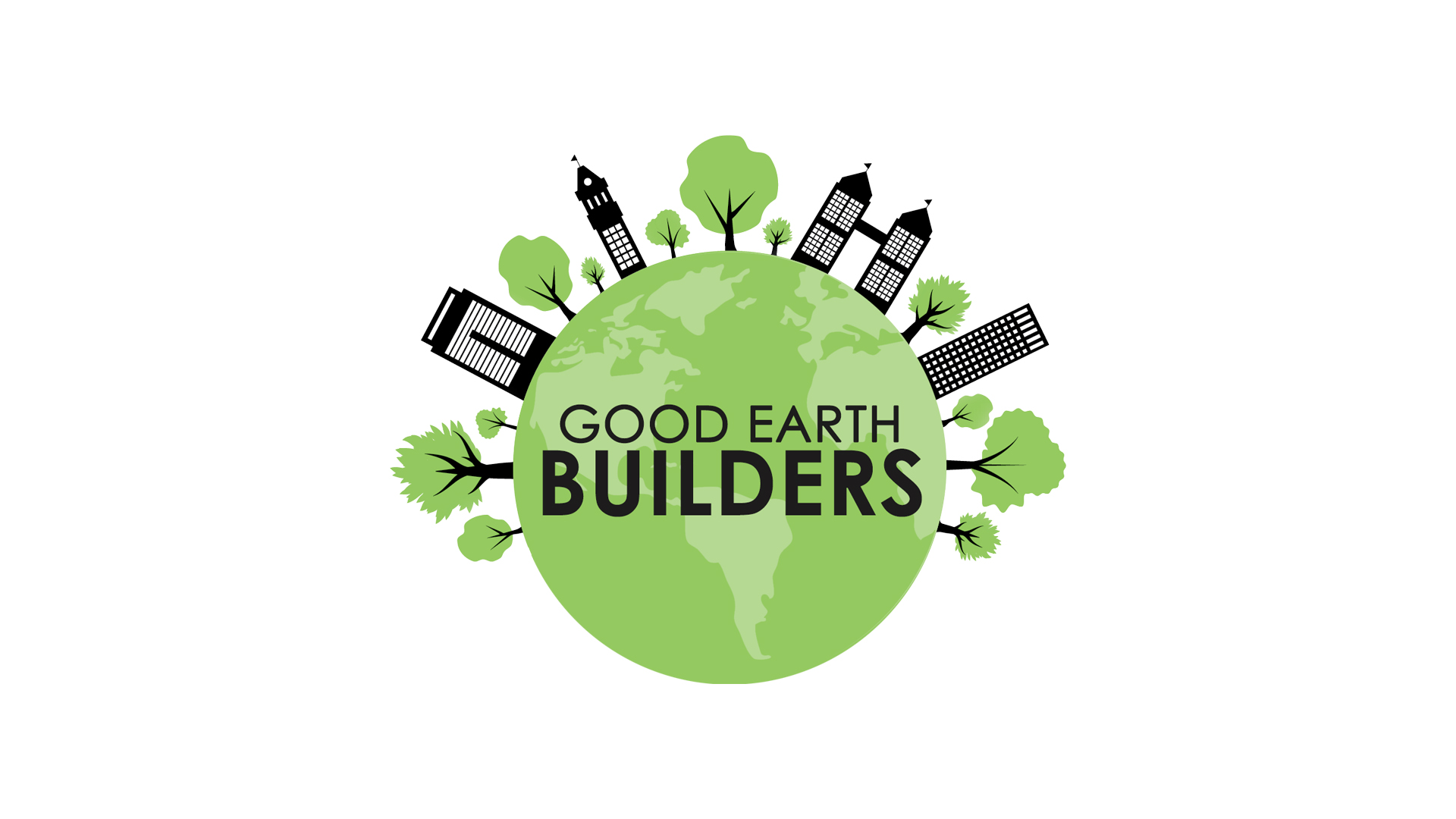 Good Earth Builders - Logo Design