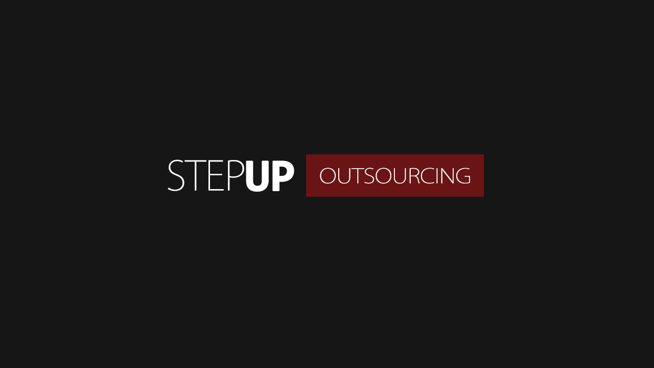 StepUp Outsourcing - Logo Design